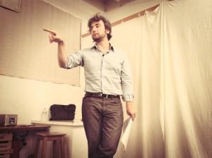 Massimiliano De Mattia recitazione teatro
