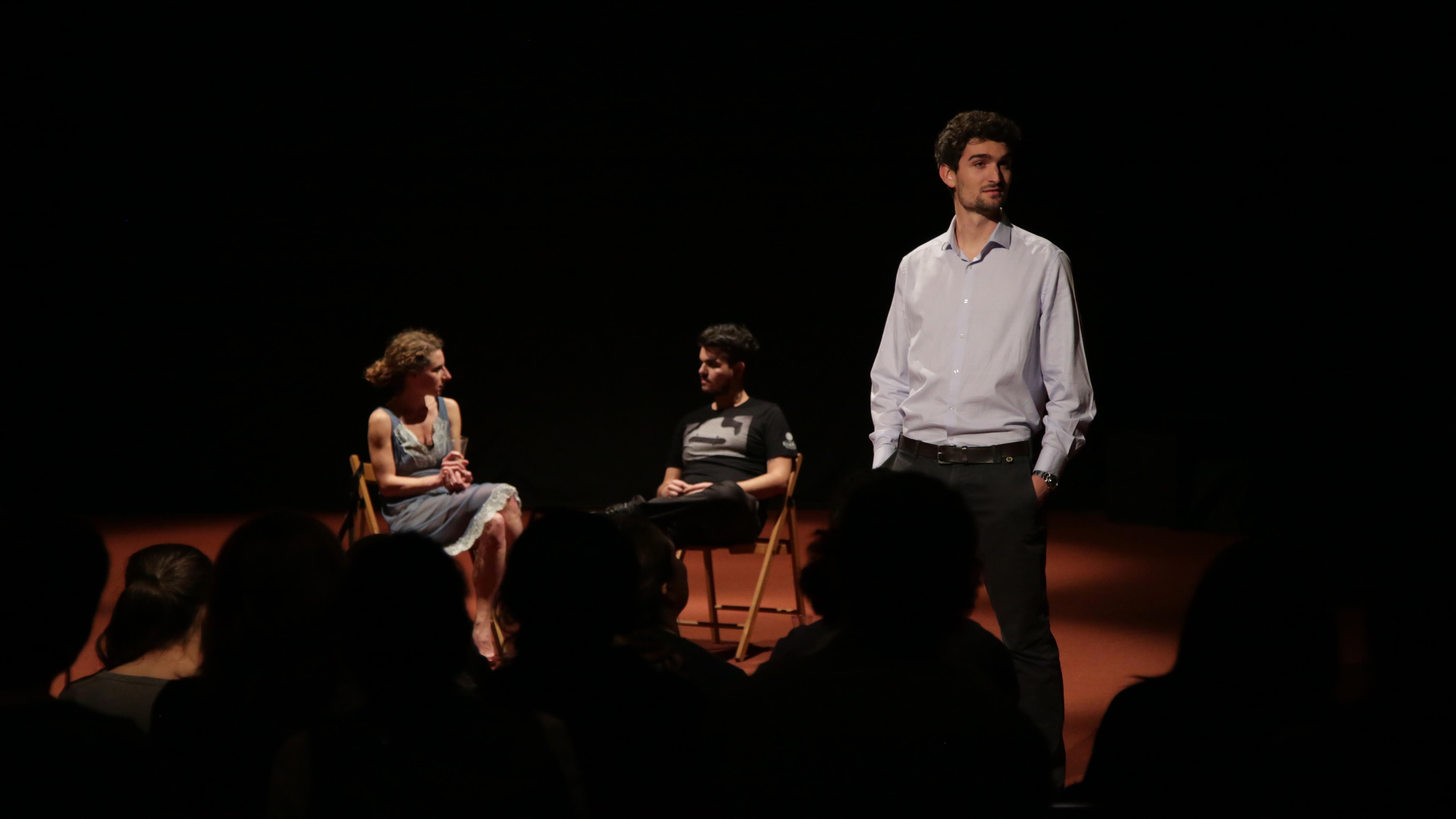 Dedalo: Teatro e Cinema, i nostri corsi in via Ariberto 25, Milano