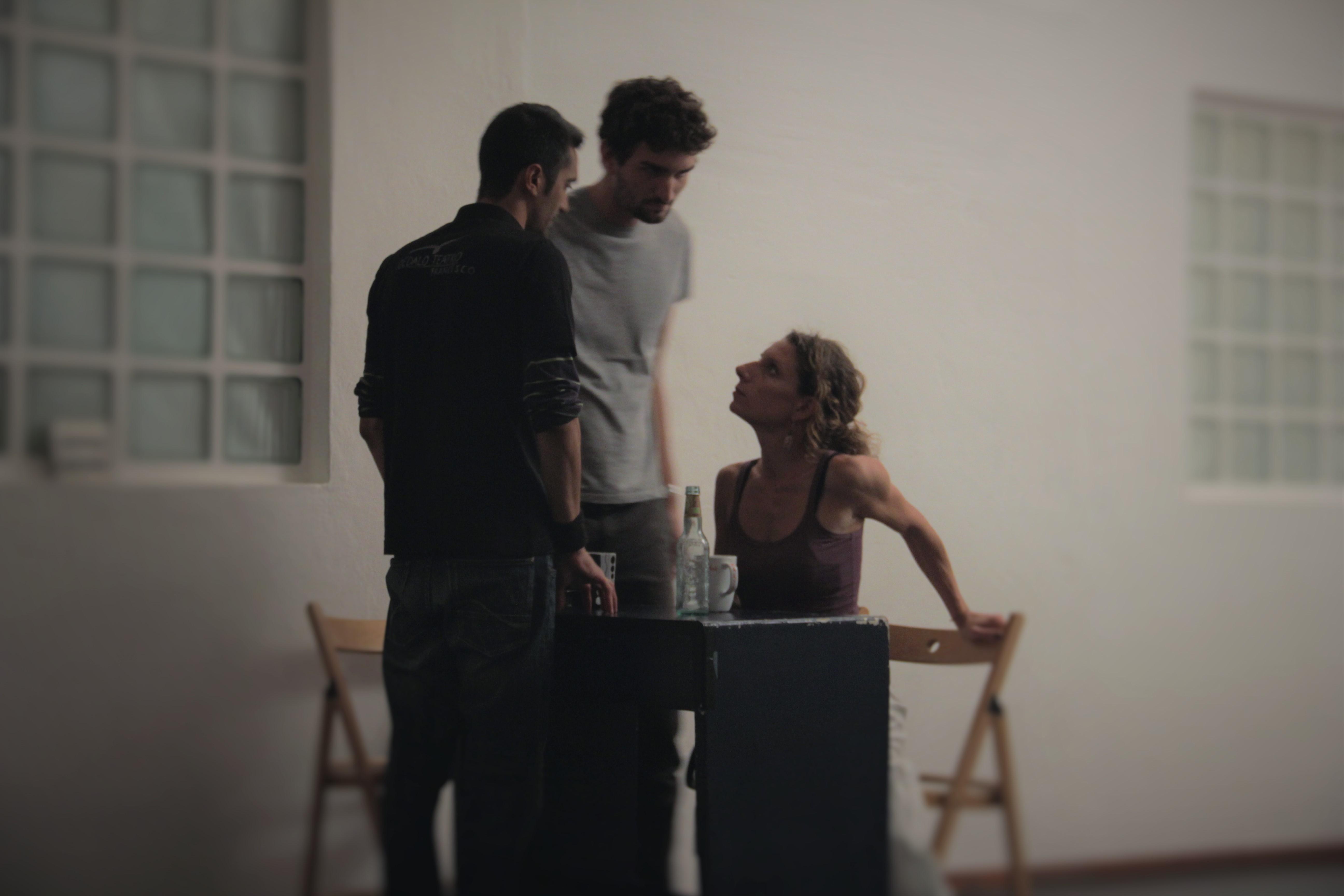 Lezioni Aperte gratis corso di teatro per principianti a Dedalo Milano