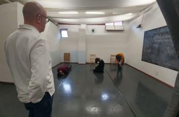 Metodo Feldenkrais: la lezione prova a Dedalo Teatro
