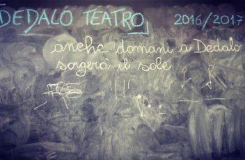Seminari di Scrittura a Dedalo Teatro