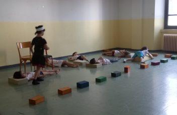 Saggio Teatro Bimbi 2017 - scuola primaria Milano