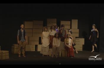 Trailer dei Corsi di Teatro e Cinema