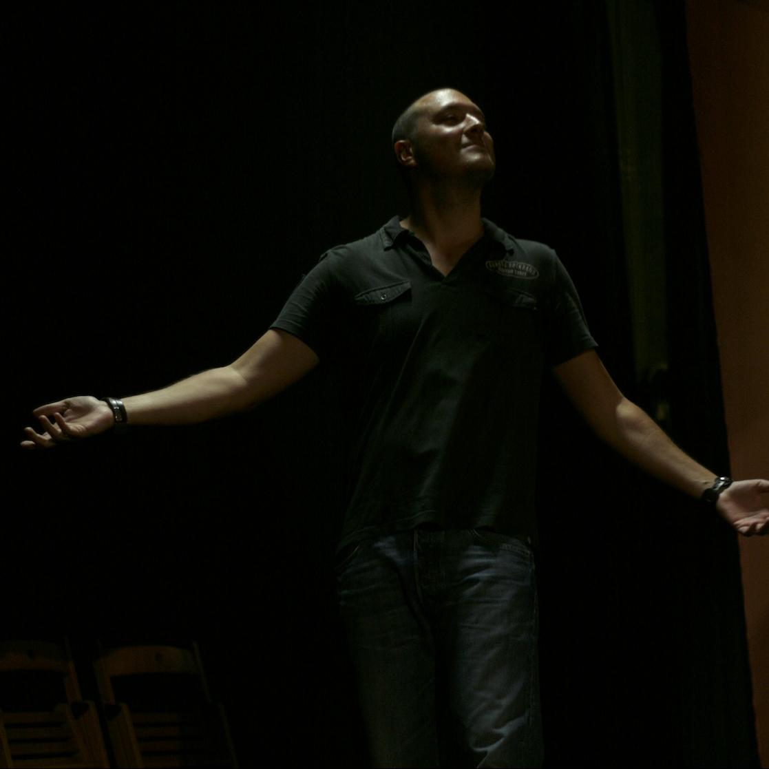 Matteo Fossati Insegnanti Dedalo Teatro